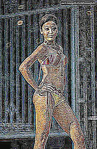 Femme de justin bieber