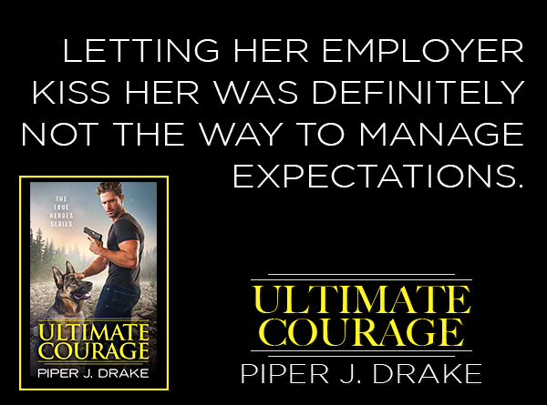 Ultimate Courage by Piper J Drake teaser 1