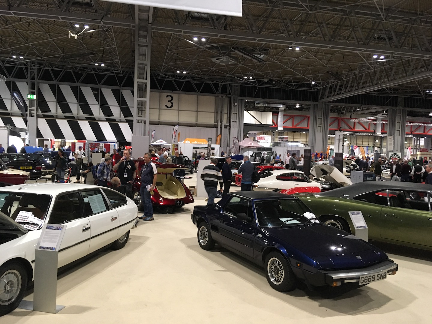 Enthusiasts Garage - It all started with a Fiat x19