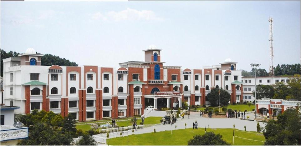 Sai Polytechnic College, Badhani