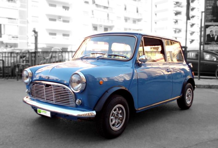 1971 INNOCENTI MINI MK2
