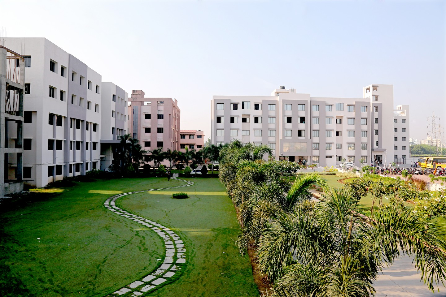 S.S. Agrawal College Of Nursing Training and Research Center