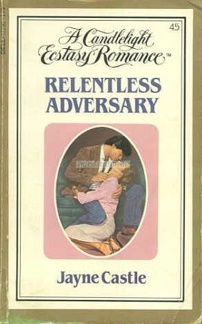 Relentless Adversary by Jayne Castle