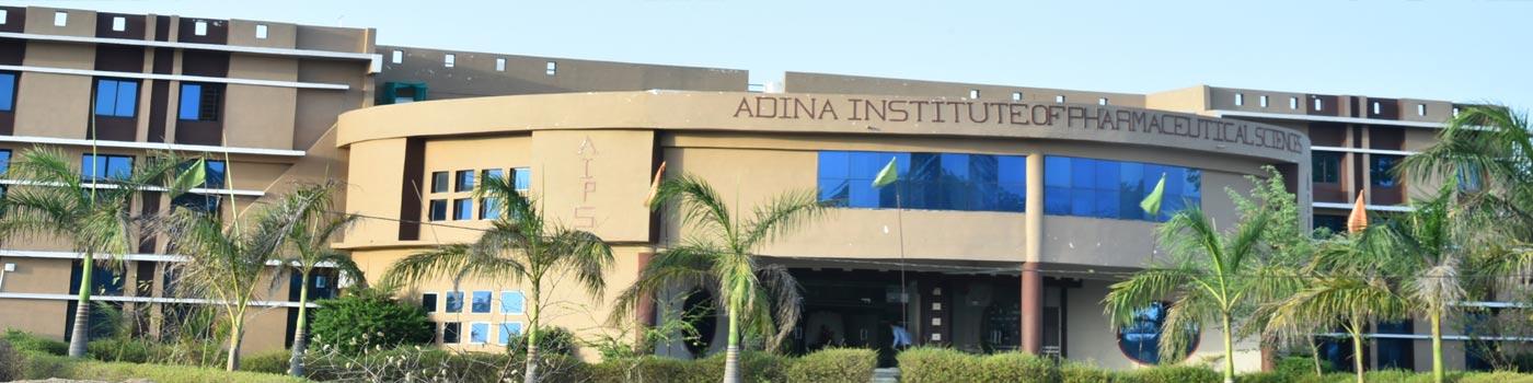 Adina Institute of Pharmaceutical Science, Sagar
