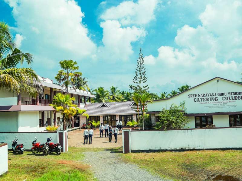 Sree Narayana Guru Memorial Catering College, Alappuzha