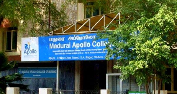 Madurai Apollo College of Nursing Image