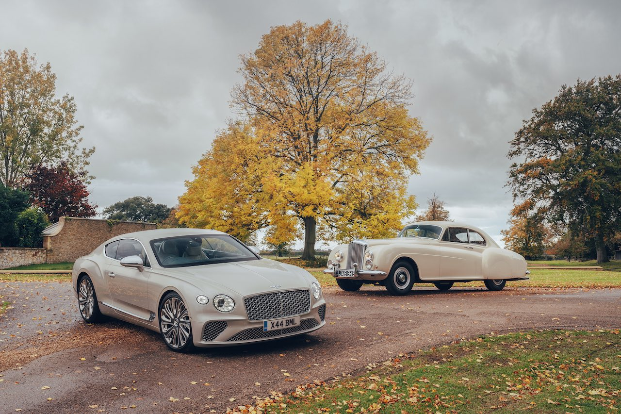 Bentley returns to live driving events unveiling the Toy Box