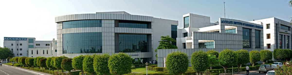 Accurate Institute Of Management and Technology, Greater Noida