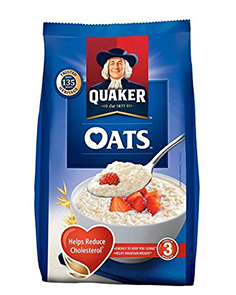 Quaker Oats Regular Refill 1 kg