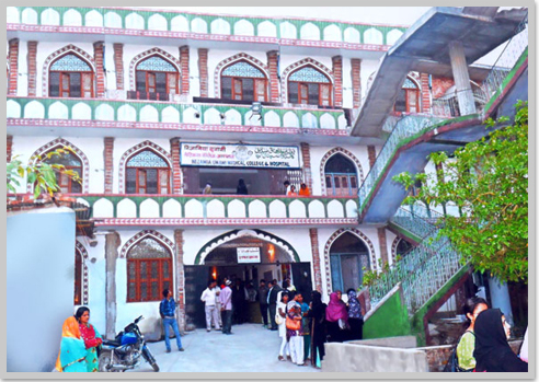 Nizamia Unani Medical College