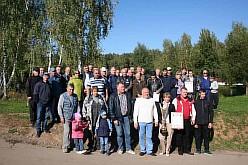 Голубеводы Подольского клуба спортивных голубей награждение по итогу сезона 2017 года