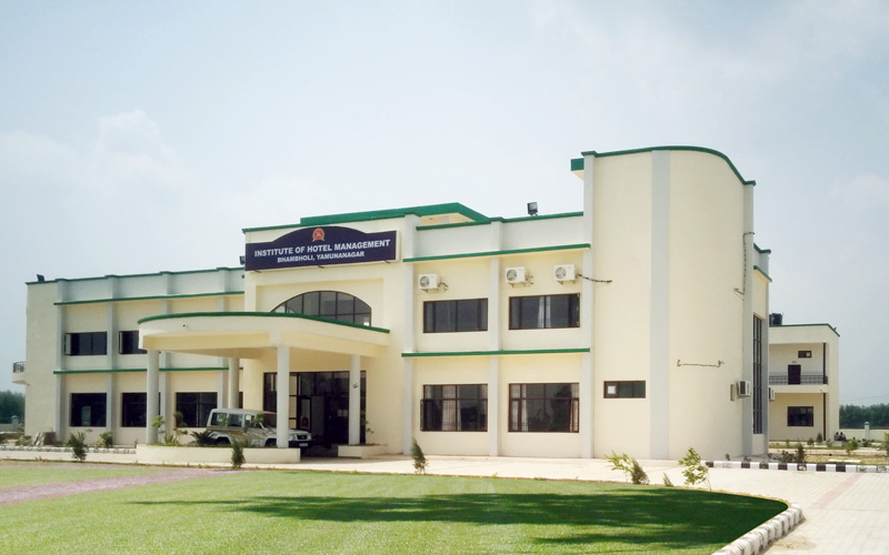 Institute of Hotel Management, Catering Technology and Applied Nutrition, Yamunanagar Image
