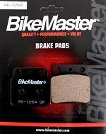 Rear Brake Pads BikeMaster 96-1264 Suzuki LT-Z400 QuadSport 2003 2004 2005 2006