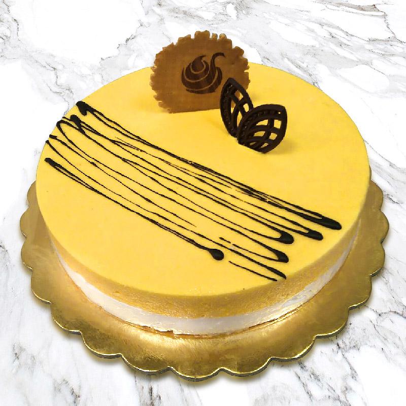 helado de  Tarta de Limón y Naranja giolatto