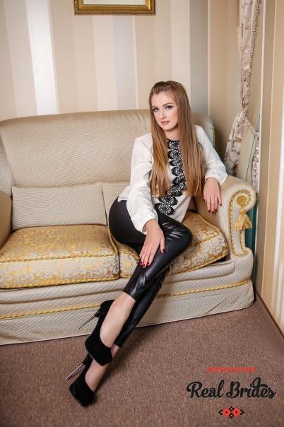 Photo gallery №3 Ukrainian bride Anastasiya