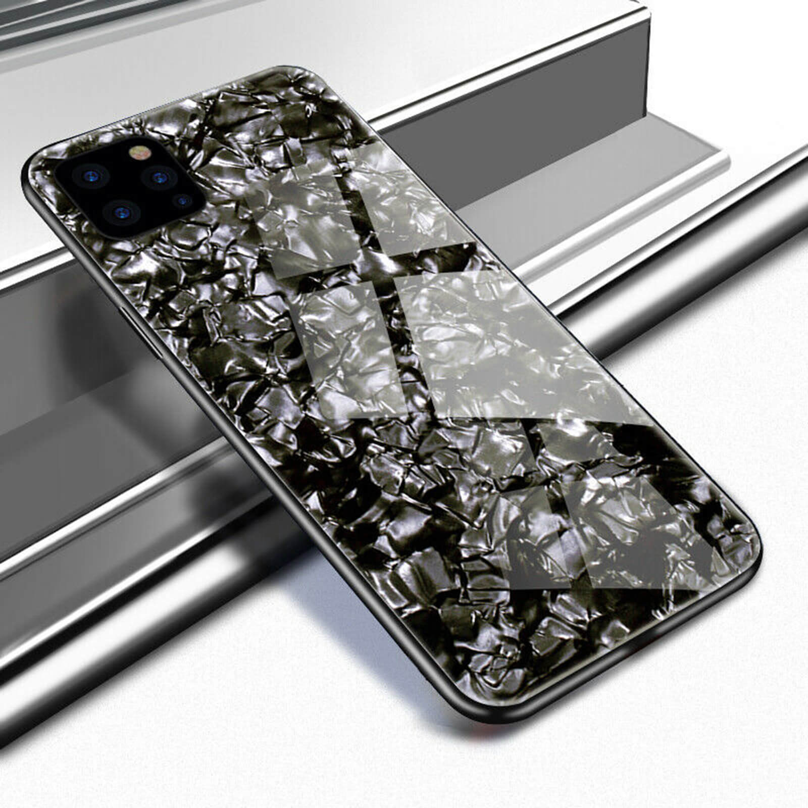 Luxury-Marble-Tempered-Glass-Case-Cover-For-Apple-iPhone-11-Pro-Max-X-XS-XR-8-7 thumbnail 23