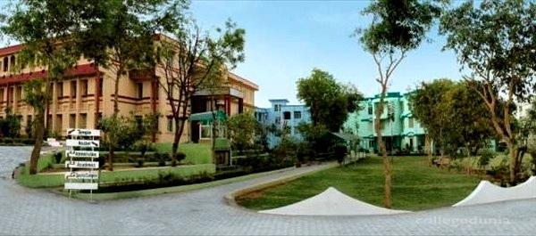 Boston College for Professional Studies, Gwalior