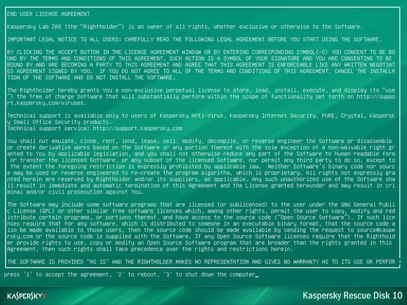 Licencja antywirusa Kaspersky Lab
