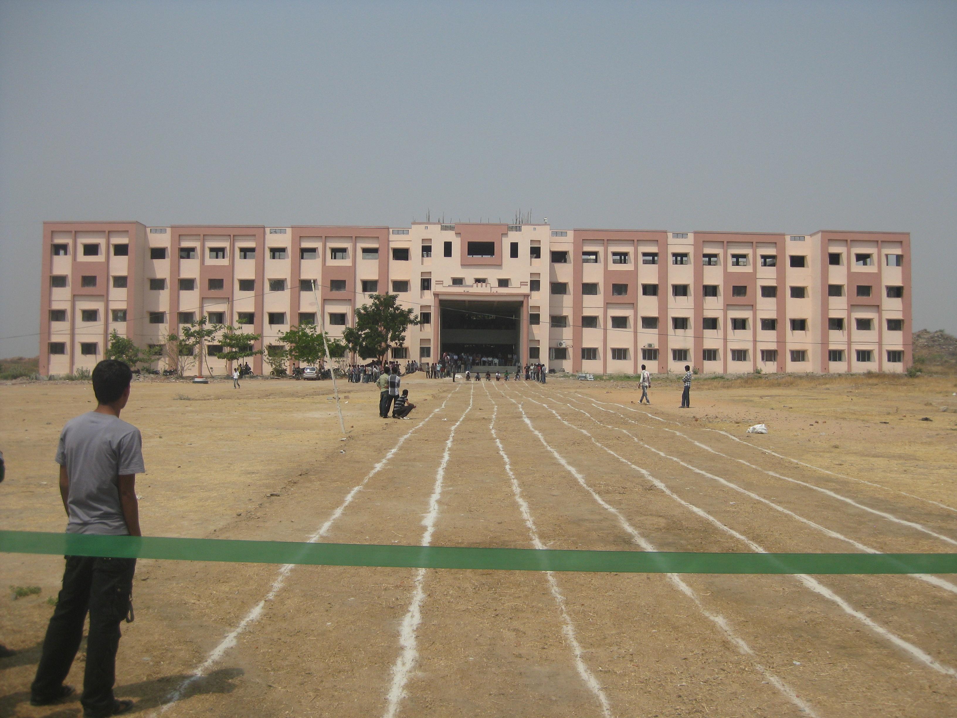 Maheshwara Medical College, Chitkul, Medak Image