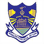 Khalsa College Of Law, Amritsar