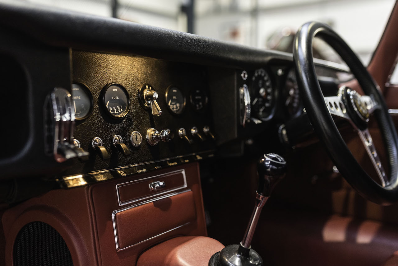 Woodham Mortimer unveils ultimate WM Sport GT Jaguar E-Type