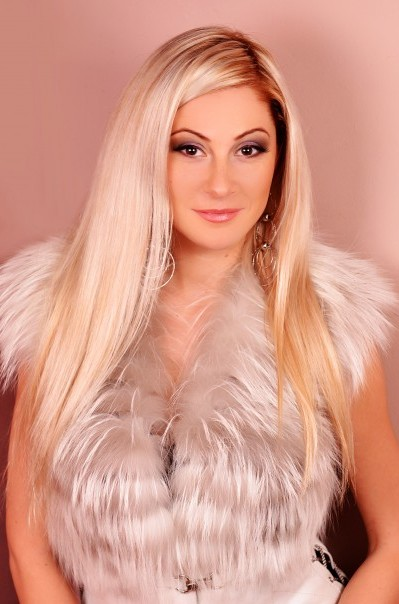 Profile photo Ukrainian lady Luidmila