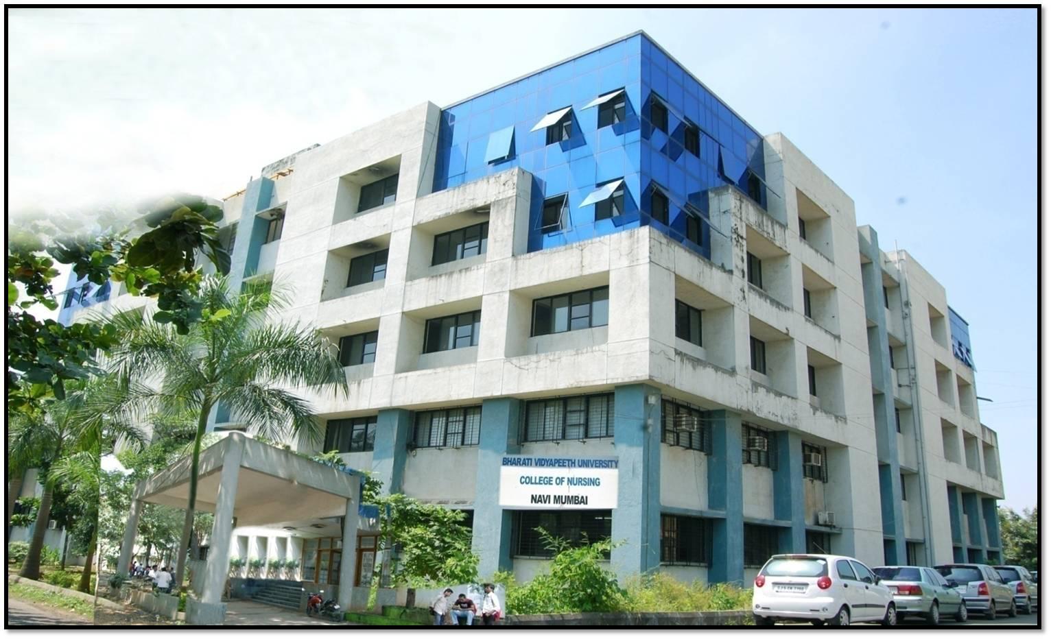 Bharati Vidyapeeth (Deemed to be University) College of Nursing, Navi Mumbai
