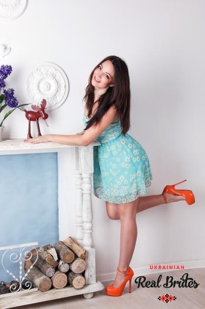 Photo gallery №2 Ukrainian bride Daria
