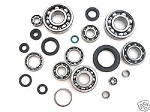 Bottom End Engine Bearings and Seals Kit Honda CR500R 1985-1987