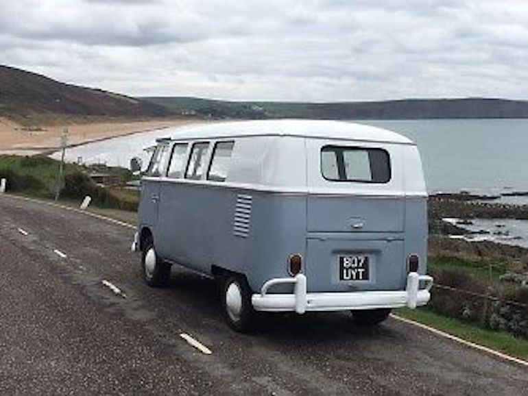 1962 VW Microbus