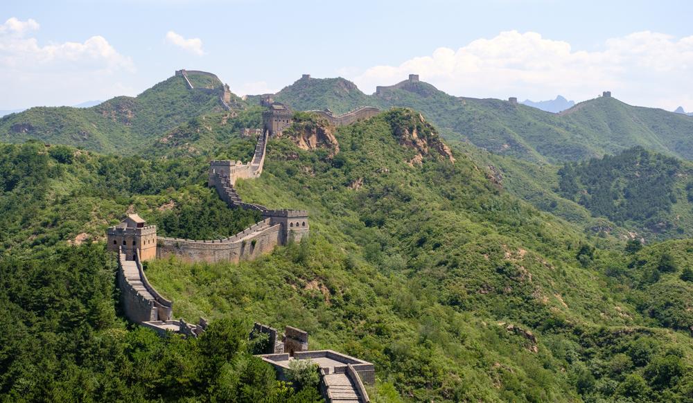 Het prachtig vernieuwde Jīnshānlǐng is een aanrader als dagtrip vanuit Beijing en voor ons een ideale afsluiter van onze trek.