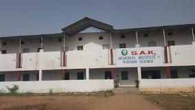 S A K Memorial Institute Of Nursing Image
