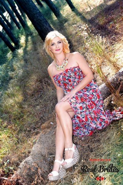 Photo gallery №11 Ukrainian lady Nadezhda