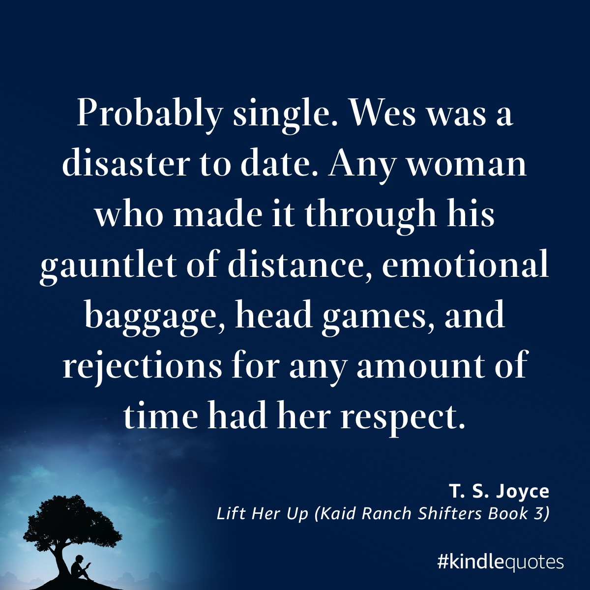 Book quote TS Joyce