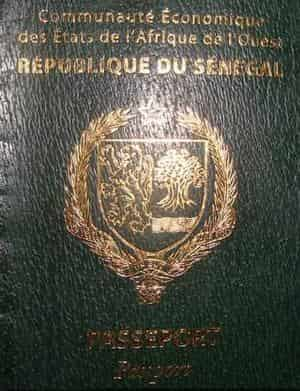 Piece a fournir pour renouveler son passeport senegalais formalités passeport senegal