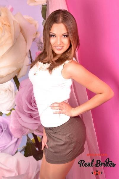 Photo gallery №3 Ukrainian bride Alexandra