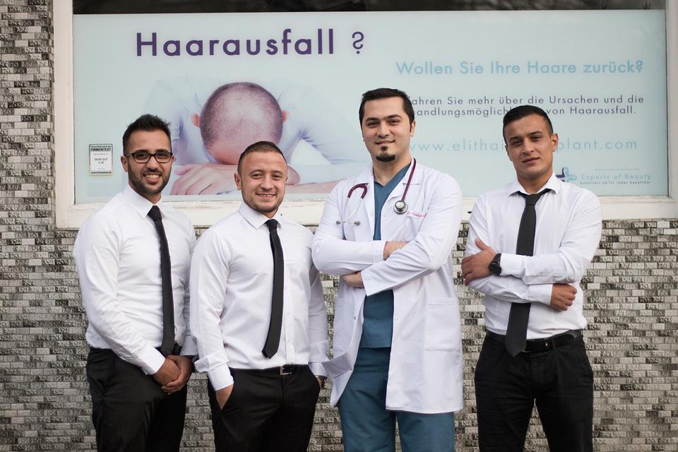 Elithairtransplant Haartransplantationen Erfahrungen