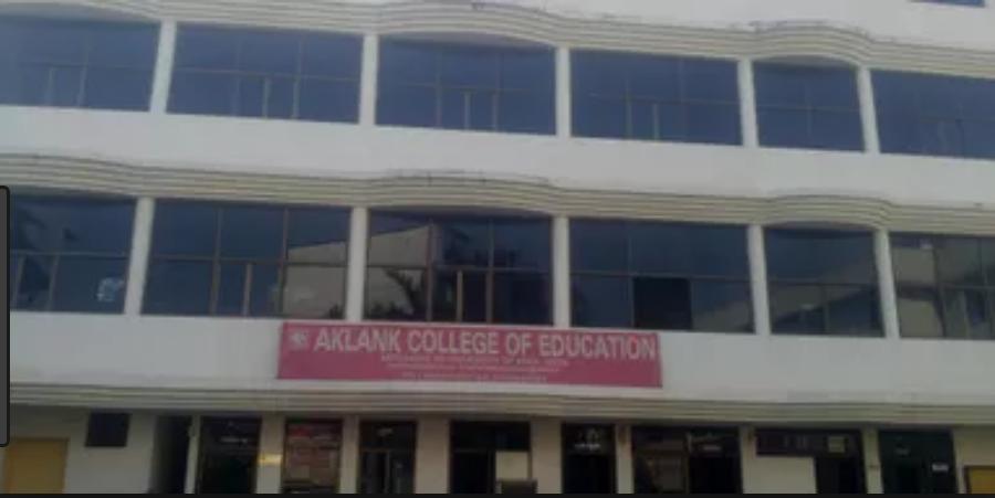 Aklank College of Education, Kota
