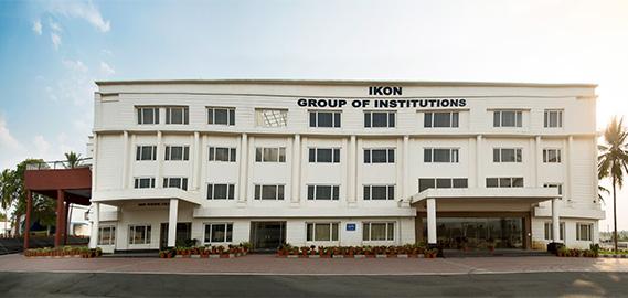 Ikon Nursing School and College Image