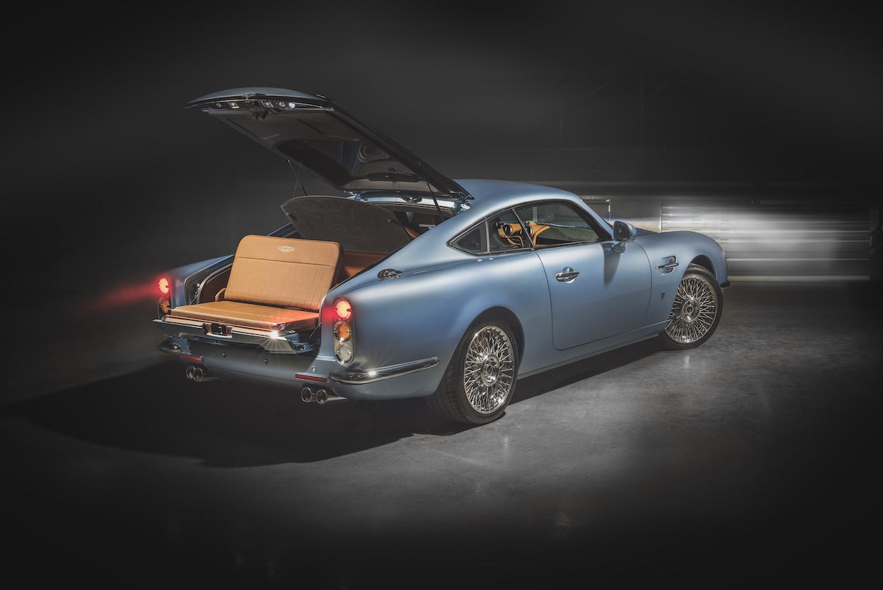 David Brown Automotive delivers latest bespoke Speedback GT