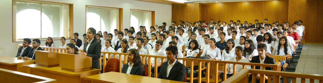 Institute of Law, Nirma University Image
