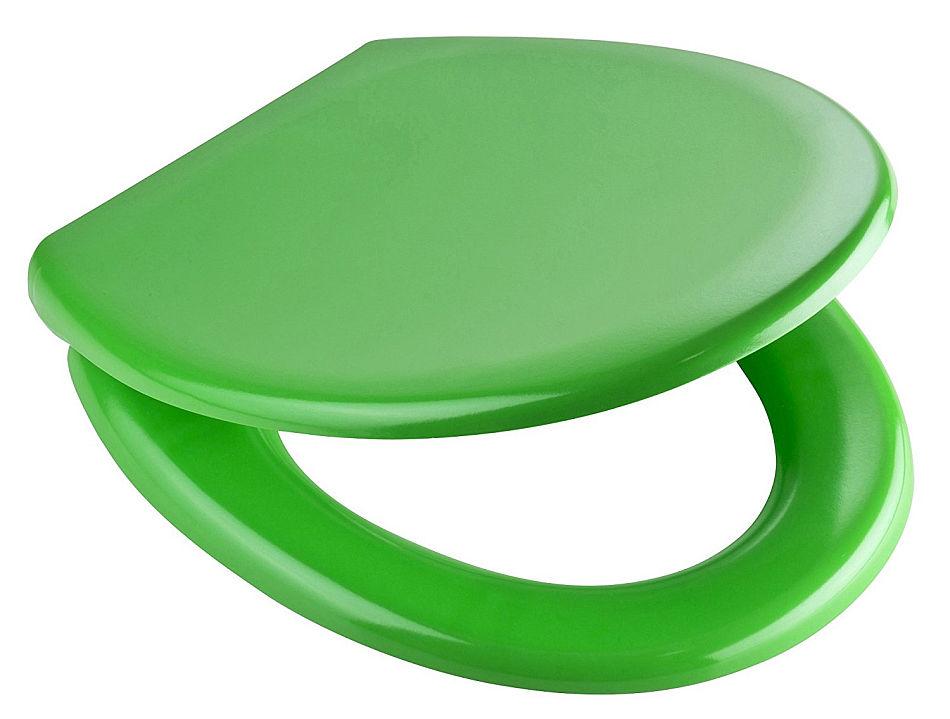 toilettendeckel wc sitz klodeckel toilettensitz deckel klobrille gr n ebay. Black Bedroom Furniture Sets. Home Design Ideas