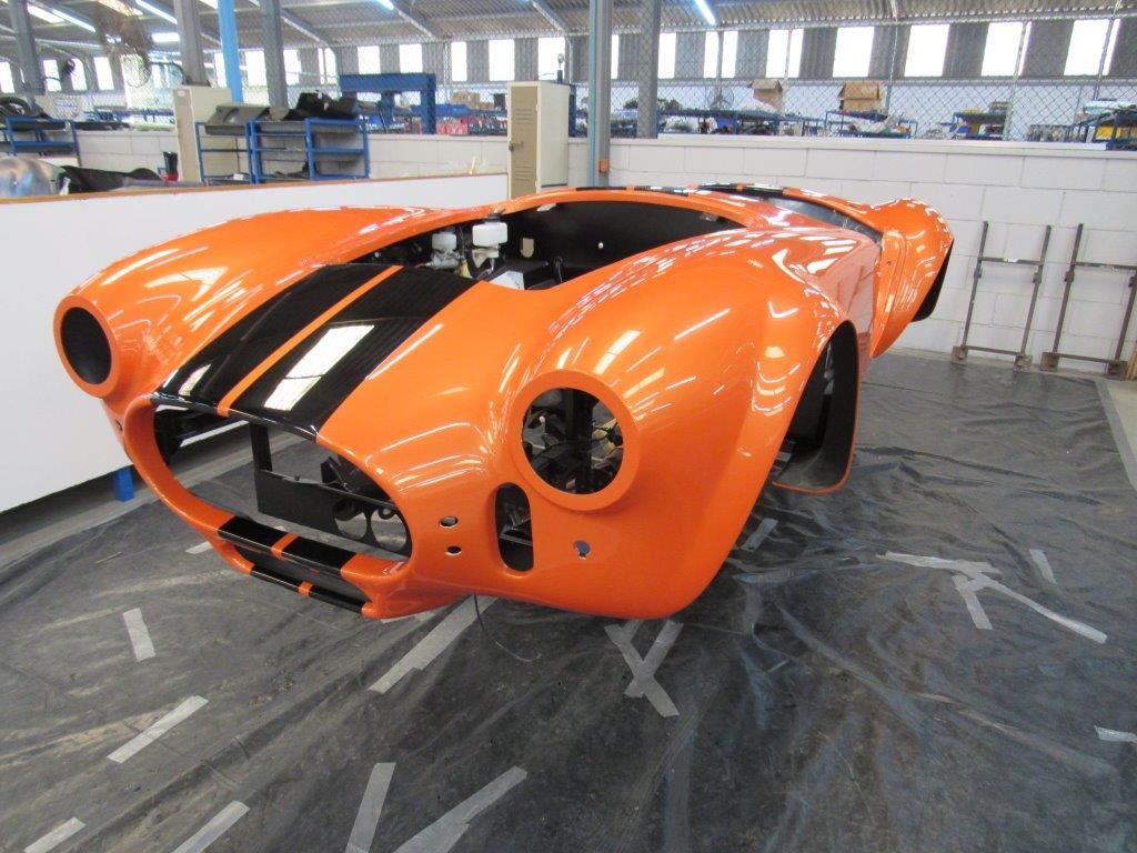 AC Cobra Superblower EV set for 2021