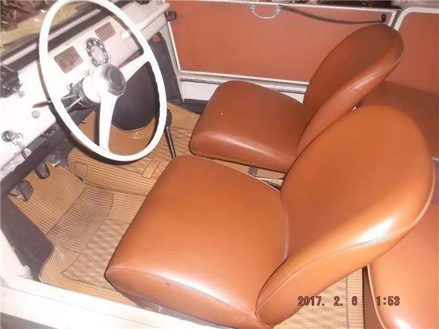 1972 SEAT 600 SAVIO JUNGLA (SPANISH FIAT)