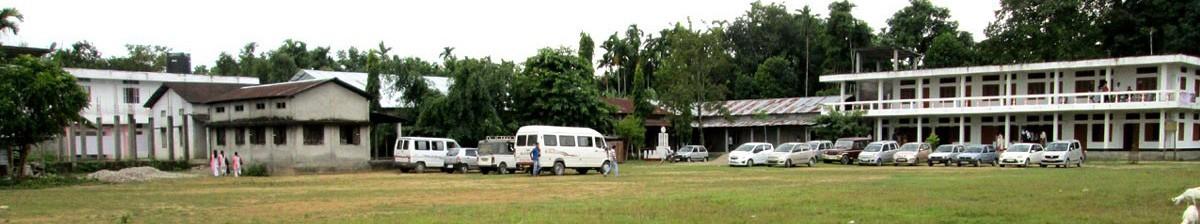 Silapathar Town College, Dhemaji Image