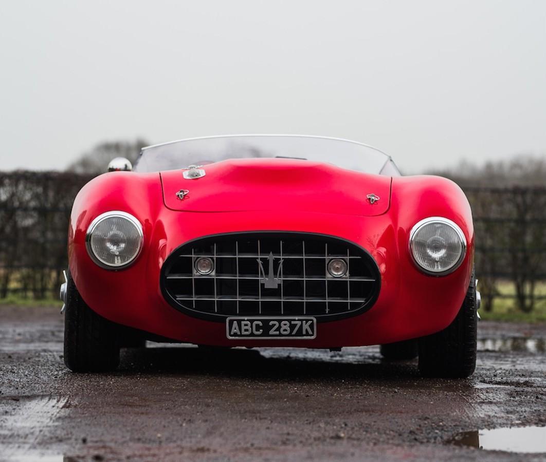 Take to the Road Market Pick 1971 Triumph Miglia Speedster