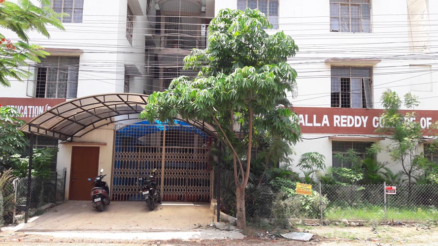 Malla Reddy College of teacher Education, Hyderabad Image