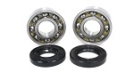 Main Crank Shaft Bearings and Seals Kit Kawasaki KE100 1976 1977 1978 1979 1980