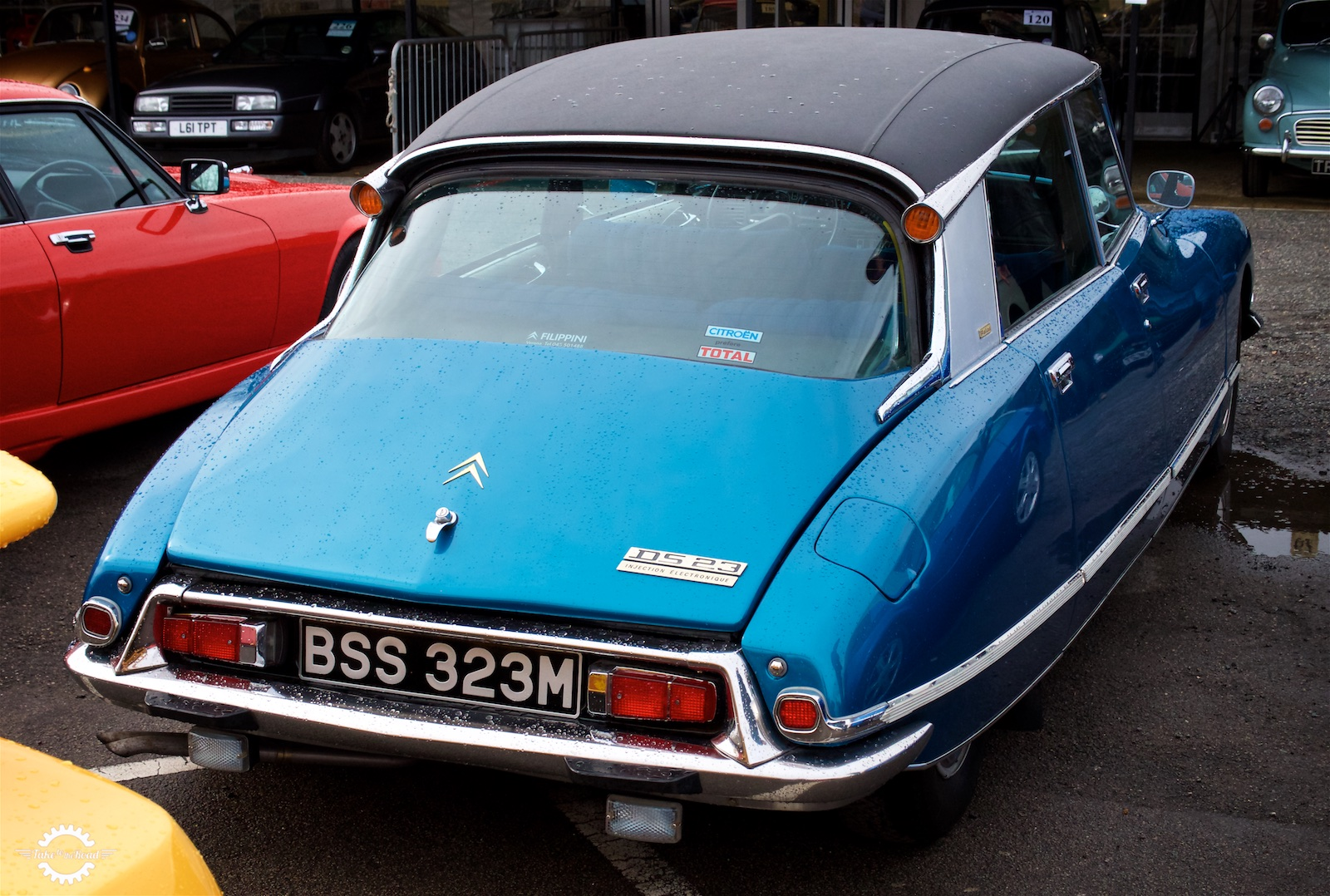 5 tips for looking after your classic car from Redex