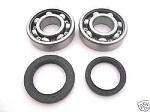 Main Crank Shaft Bearings and Seals Kit Suzuki RM80 - 62-0020 - Boss Bearing